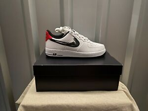 nike air force 1 white size 8