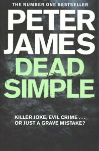 Dead-Simple-by-Peter-James-9781509898824-Brand-New-Free-UK-Shipping