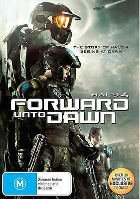 HALO 4: Forward Unto Dawn = NEW R4 DVD