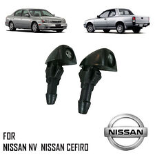 Windshield Water Washer Nozzle Jet Stream Fit Nissan Maxima Qx Cefiro A-33 99-03