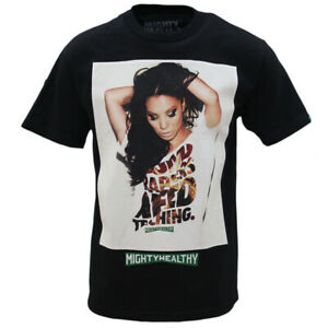 T-shirt-Mighty-Healthy-Asa-Akira