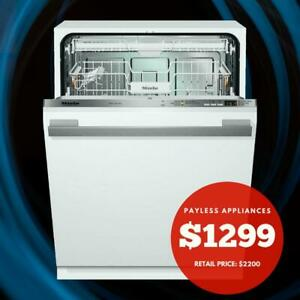 Miele Unboxed G4970SCVI Fully Integrated Panel Ready Dishwasher with 5 Wash Cycles Markham / York Region Toronto (GTA) Preview