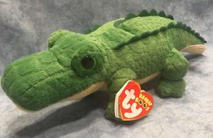 5f483f0a410 W-F-L Ty Beanie Boos Spike Alligator Crocodile 15 cm Glubschi Boo ...