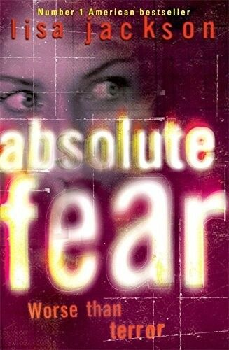 Very Good, Absolute Fear: New Orleans series, book 4, Jackson, Lisa, Book