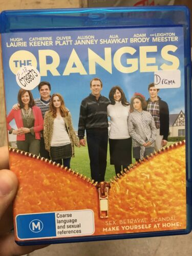 1 of 1 - The Oranges ex-rental blu ray (2011 Hugh Laurie comedy drama movie) cheap