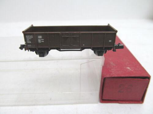 MES-43766 Piko Spur N Güterwagen DB 5012302 sehr guter Zustand,