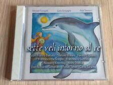 SETTE VELI INTORNO AL RE (FRANCO BATTIATO, FRANCESCO GUCCINI) - CD SIGILLATO