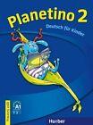 Planetino 2. Arbeitsbuch Slowakisch von Josef Alberti, Siegfried Büttner und Gabriele Kopp (2014, Kunststoffeinband)