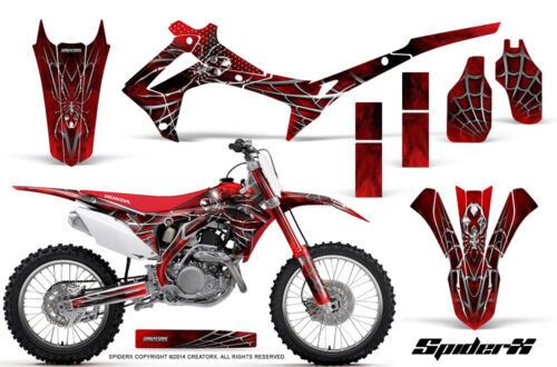 HONDA CRF 450 CRF450 20132015 GRAPHICS KIT CREATORX DECALS SXR