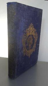 Las Pelerinages Suisse Louis Feuillot Ed. Mame Oso 1838 2 Grabados-Frontispicio