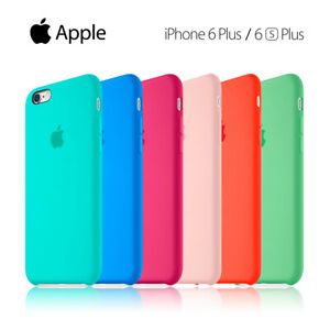 Funda Iphone 6 / 6S Funda Silicona Case Azul Celeste - Missphone