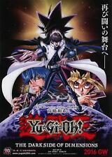 Yu-Gi-Ho! Dark Dimension Japanese Anime Chirashi Mini Ad-Flyer Poster 2016 B