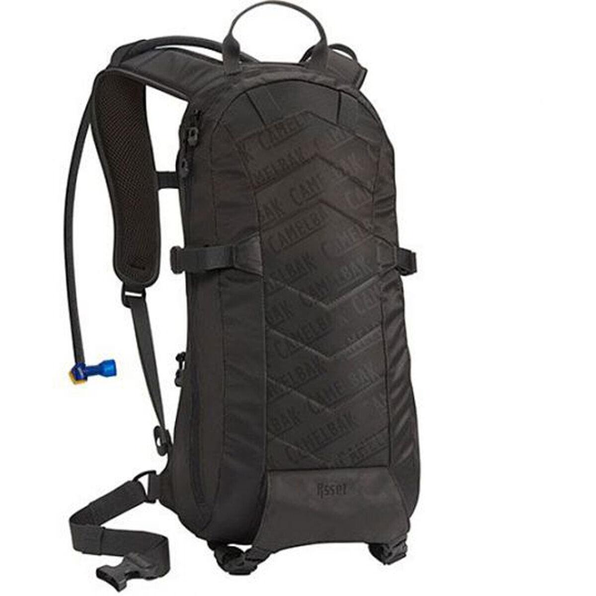 CamelBak Asset 70 oz MTB ciclismo Hydration Back Pack Peat Dark verde nuovo