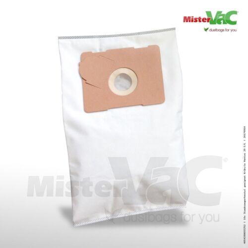5x Staubsaugerbeutel geeignet PROTOOL VCP 170E
