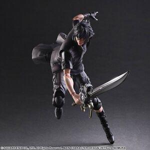 Play Arts Kai Final Fantasy XV Noctis Lucis Caelum PVC Action Figure