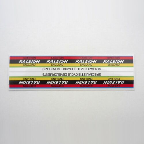 Velobitz Vintage Raleigh SBDU Handlebar Finishing Tape