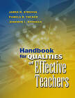 Handbook for Qualities of Effective Teachers by Pamela D Tucker, Jennifer L Hindman, Dr James H Stronge (Paperback / softback, 2004)