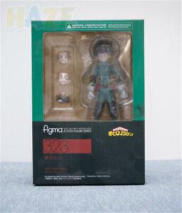 My Hero Academia Izuku Midoriya Figma 323 Action Figure PVC Model Gift 15cm