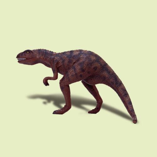 """16441-/""""Allosaurus/""""-Schleich-NEU mit Fähnchen-NEW with tag!!"""