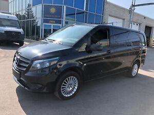 2017 Mercedes-Benz Metris Van Mercedes Metrise Van -Cargo -Long Wheel Base