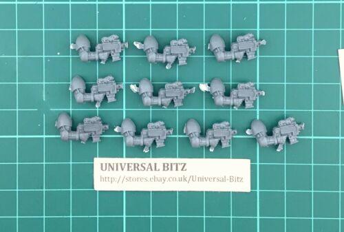 WARHAMMER 40K Space Wolves boltguns x 10 C R4 C