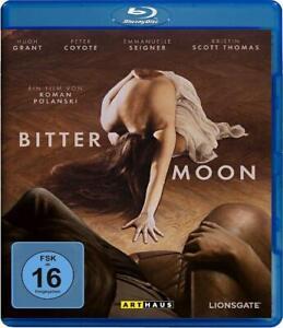 Amaro Moon [Blu-Ray/Nuovo/Scatola Originale] EROTICO THRILLER di Roman Polanski con Hugh Grant,