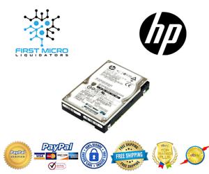 """HP 300GB 10000 RPM 2.5/"""" 6G SAS HDD 507127-B21 507284-001 CLEAN NEW BULK"""