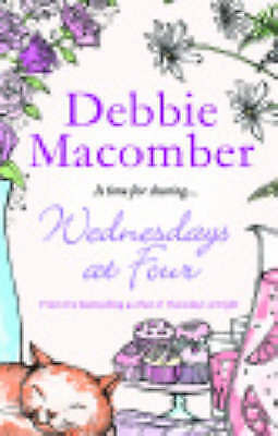 Wednesdays at Four (MIRA), Macomber, Debbie, Excellent Book
