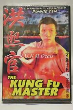 the kung fu master donnie yen ntsc import dvd English subtitle