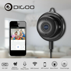 Details about Digoo Cloud Storage 720P WiFi IP Camera Smart Home Security  Night Vision ONVIF