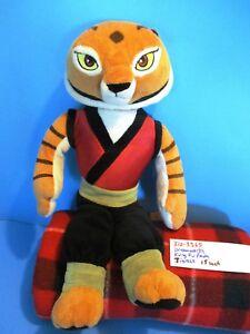 Dreamworks Kung Fu Panda Tigress Plush 310 3365 Ebay
