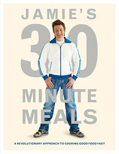 1 of 1 - Jamie's 30-Minute Meals: A Revolutionary Approach... by Oliver, Jamie 0718154770