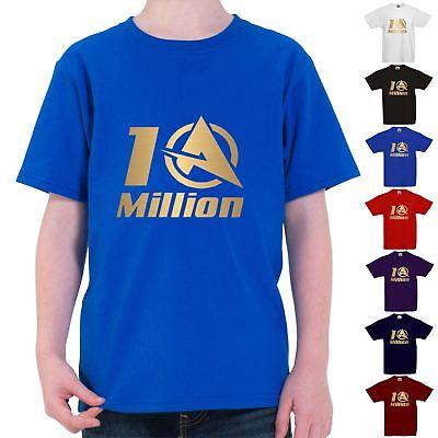 ALI A Vlogger Youtuber COD Kids T Shirt Unisex Children