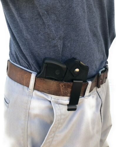 Concealed IWB Holster For Ruger LCP 380 With//Without Laser