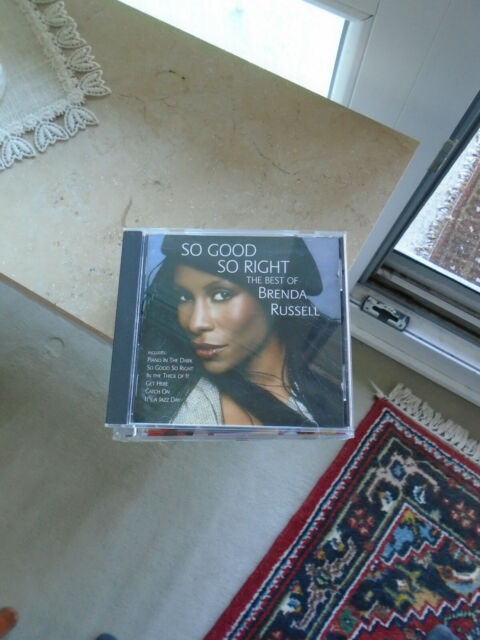 SO GOOD SO RIGHT  THE BEST OF BRENDA RUSSELL               -sehr rar-