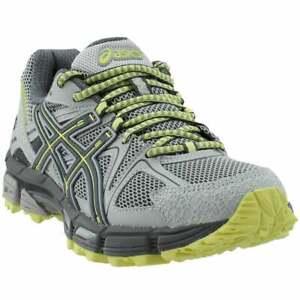 ASICS-Gel-Kahana-8-Casual-Running-Shoes-Grey-Womens-Size-6-B