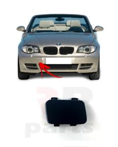 Pour-BMW-1-Serie-E82-E88-2007-2013-Neuf-Avant-Pare-Choc-Tow-Hook-Cache-Bouchon