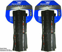 2 Pak Panaracer Ribmo Pt 700 X 23 Folding Bike Tire Hybrid Road Puncture Stop