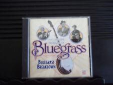 Time Life CD Treasury of Bluegrass Breakdown Mac Wiseman Bill Monroe