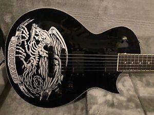"ESP LTD WA Warbird black Will Adler ""Lamb of God"" ungespielt neu"