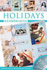 Holidays: Scrapbooking Kit by Top That! Publishing Ltd (Spiral bound, 2006)