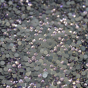 1000-Strass-thermocollants-Taille-s-06-2-mm-Coloris-n-117-VIOLET