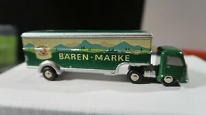 Schuco-Piccolo-Baren-Marke-Truck-Made-in-Western-Germany