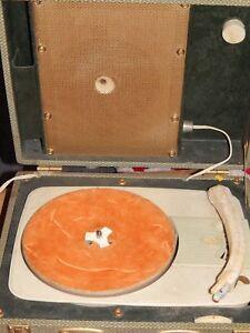 ANCIENNE-VALISE-ELECTROPHONE-Fontana-Philips