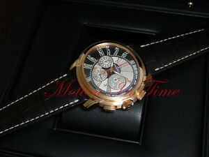 b248a9680eb Image is loading Audemars-Piguet-Millenary-Chronograph-18Kt-Rose-Gold-47mm-