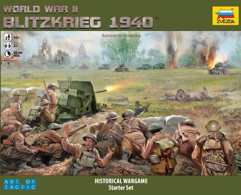 Zvezda - Blitzkrieg 1940 - 1 72