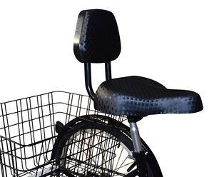 jorvik erwachsene dreirad sitz oder fahrradsattel mit. Black Bedroom Furniture Sets. Home Design Ideas