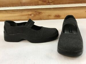 Tommy-Hilfiger-Mary-Jane-Mules-Shoes-Slip-On-Womens-Size-10-M