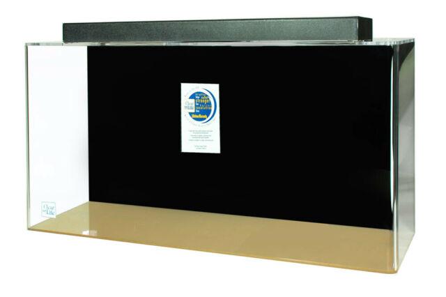 Acrylic Rectangle Aquarium 60 Gallon