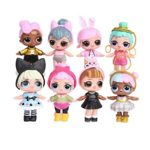 8X-Limited-LOL-Surprise-Punk-Boi-BoyUNICORN-Splatters-Queen-Doll-toys-Authentic
